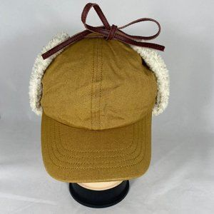 Woolrich Adjustable Ear Flaps Cap NWOT